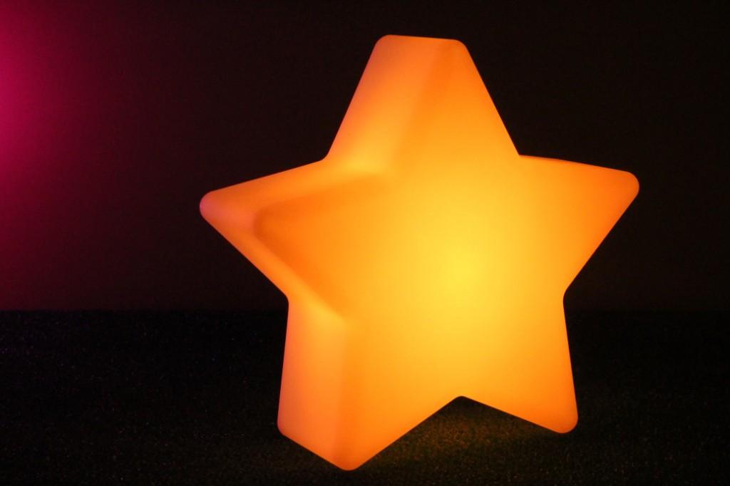 Estrella de led IZAR de Amaled
