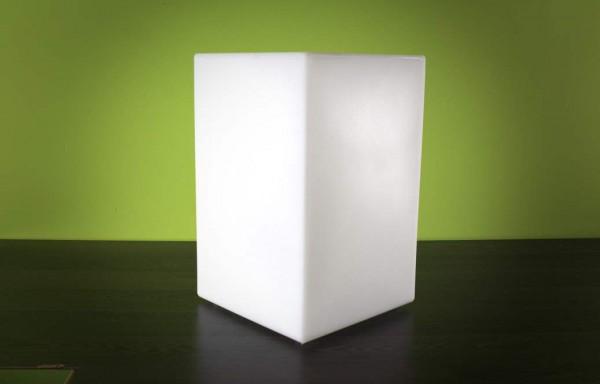Cubo de leds RGB DOR de 25x25x40cm RGB
