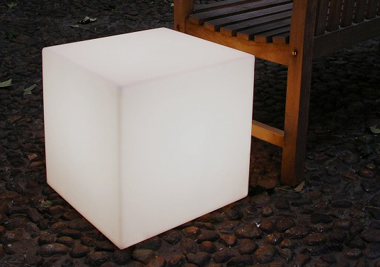 Cubo de led KUBO 20cm