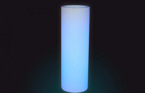 Macetero de led COLUM 38x115cm